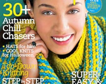 Knit Simple Magazine Fall 2015