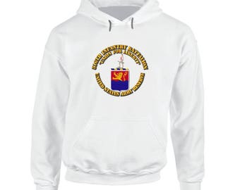 Army - Coa - 516th Infantry Battalion Hoodie