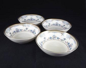 """Minton Avonlea Four 5 1/4"""" Fruit Bowls S-767 8 Available"""