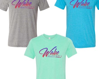 The Classic T-shirt by Wakesurfer.
