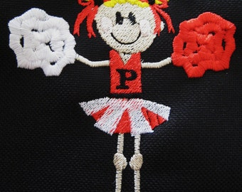 PILLOWCASE Cheerleader 2 Personalized FREE