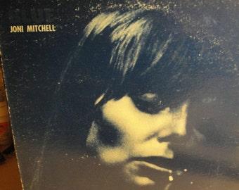 JONI MITCHELL- 1970 - First Pressing BLUE