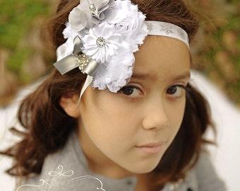 Holiday Headband/Toddler Headband/Girl Headband/Newborn Headband/Flower Headband/Baby Girl Headband/Baby Headband/Animal Print Headband