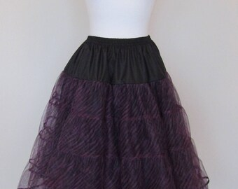Animal printed soft tulle net  petticoats all sizes dance,stage dressing up
