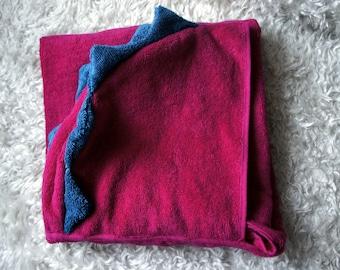 Hooded Towel - Lizard