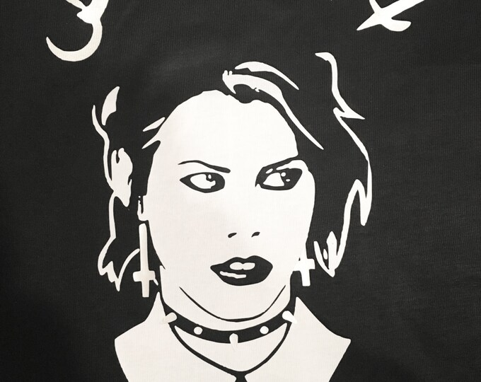 Nancy The Craft - Fairuza Balk- Weirdos- Bitches Movie - T-Shirts / Dress/ Tops