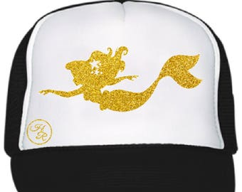 Mermaid Life (Hat) ~ 7015