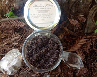 Muddy Earth Scrub*8oz