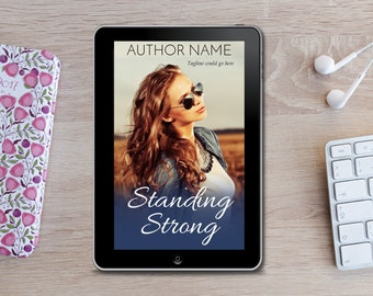 Premade eBook Cover -  Standing Strong