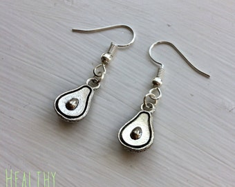 Health Avocado Earrings for Nutrition and Veggie Lovers!