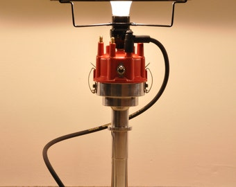 The Original Distributor lamp by Speed Lamps - Mancave - Chevy - Ford - Mopar - Performance - Racing - hotrod  - men's gift