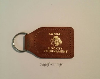 Leather, Key Chain