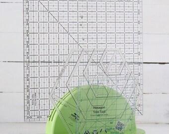 Ruler Roundups Green