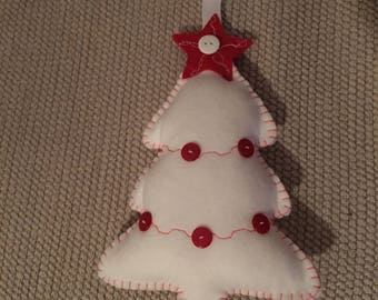 Felted decoration, Christmas decoration