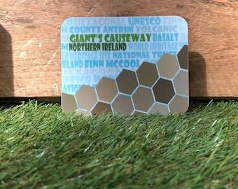 Giants Causeway coaster