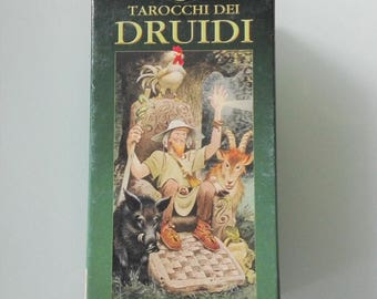 Tarot of the Druids, 78 beetle Edition cards