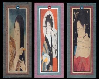 3 Bijin Bookmarks bmcs012