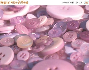 50% OFF - Lavender Purple - Button Selection