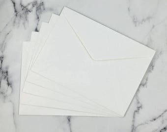 C5 Invitation Envelopes in Felt Texture 229mmX162mm to Fit A5  Made in Australia