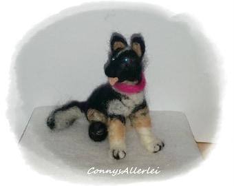 "german shepherd dog ""Susi"""