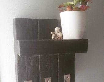 Key Holder + Shelf Hanger