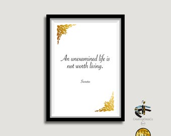 Office Decor Quotes, Quotes about life, Poster decoration ideas, Life Decor Quotes, Printable Quotes iDeas, Greek Philosopher, Socrates