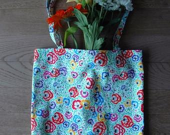 Tote Bag - Flowers Slavs