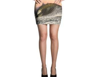 Mini Skirt Olas