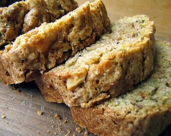 Zucchini Bread, Coffee Cake, Cake, Homemade Bread, Bread, Walnut Bread, Nut Bread