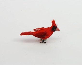 Miniature 1:12 Scale Cardinal