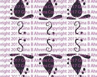 G.Ahrens Design Stencils!!!  Podling