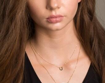 Hammered Gold Bar Necklace, Custom Name Bar Necklace, Personalized Gold Bar Necklace, Personalized Engraved Necklace,Gold Bar,Valentines Day