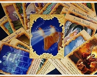 3 Card Angel Card Video Reading...you choose topic! Special Etsy Price!