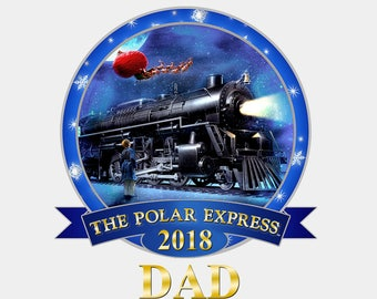 Polar Express - Family Matching Shirts, Holiday T-Shirt, Polar Express Family Matching Shirts