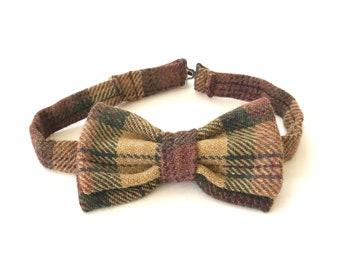 Irish Tweed Bow Tie