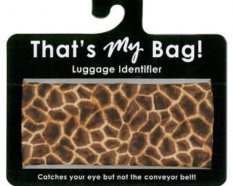 That's My Bag - Giraffe Print