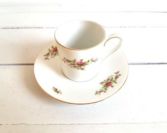 Antique classic teacup 'classic rose' by Rosenthal