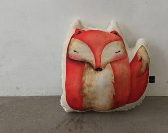 Fantastic Mr Fox Cushion/Pillow