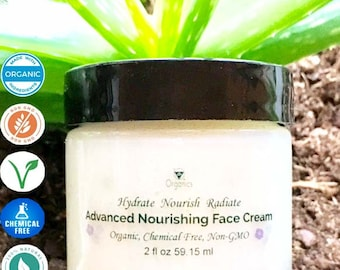 Organic Advanced Nourishing Face Cream