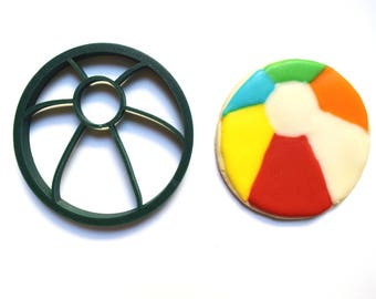 Beach Ball Cookie Cutter