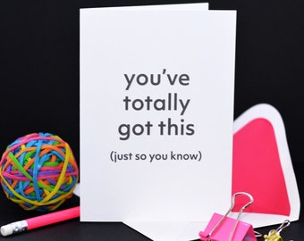 Affirmation Greeting Card 5 Pack
