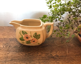 Vintage Hull Pottery Gravy Boat Butter Thing Creamer Planter Pottery Ceramics