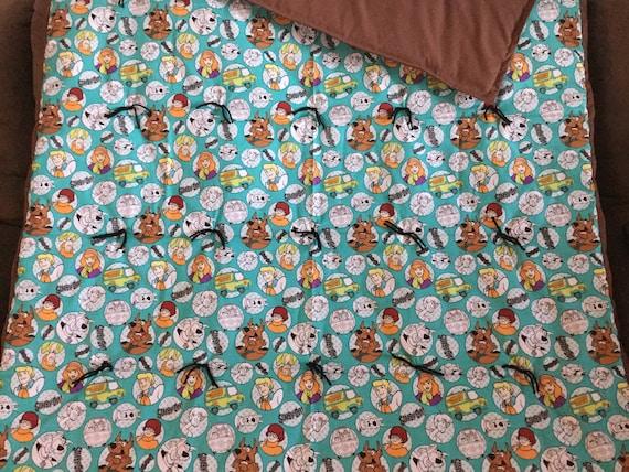 Scooby Doo blanket