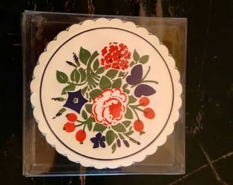 National Trust Paper Coasters