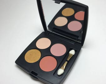 4 Shadow Palette/You Choose Color and We make the Palette For You/Pressed Eyeshadow/Vegan