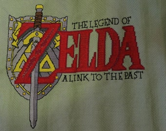 Legend of Zelda - A Link to the Past - PATTERN ONLY