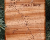 MARBLE River Map Fly Box ...