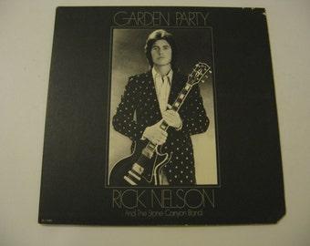 Rick Nelson - Garden Party - CIrca 1972