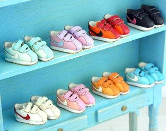 Zapatos de los deportes de retro para Blythe / DAL / Pullip Momoko/AZONE/Lati_y/Pukifee