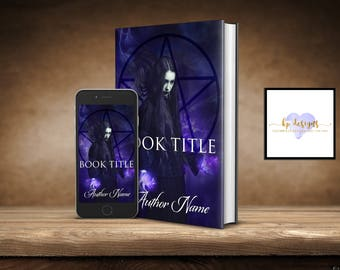 Book Cover ~ Premade Book Cover ~ Fantasy ~ Thriller ~ Suspense ~ paranormal ~ ebook cover